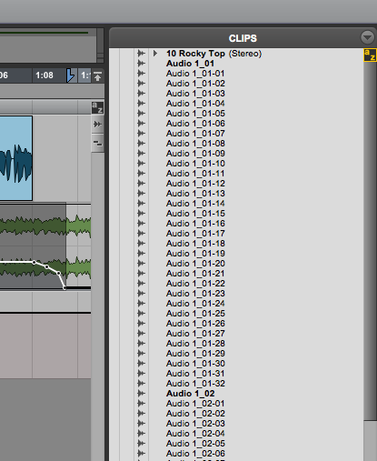 Audio files in clips.png