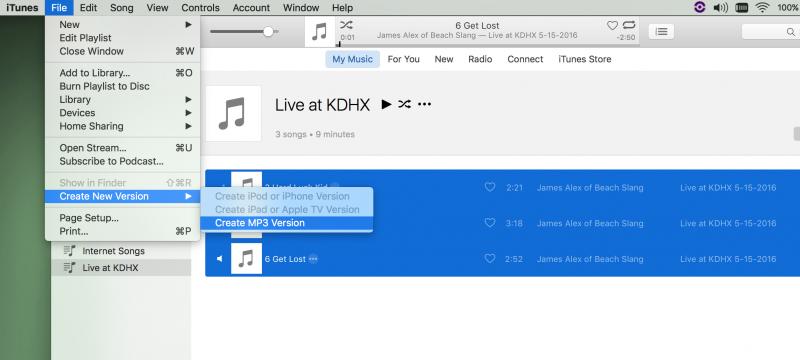 Publishing Live Performance Audio to Soundcloud - KDHX Production